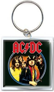 AC/DC Highway to Hell  heavyweight metal keyring   (ro)